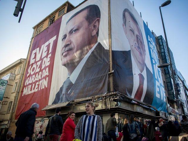 Turkish Referendum Could Result In 'De Facto Dictatorship'