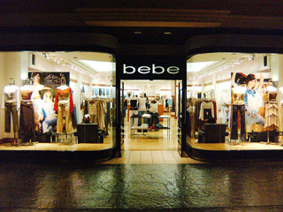 Bebe is closing all its stores in May
