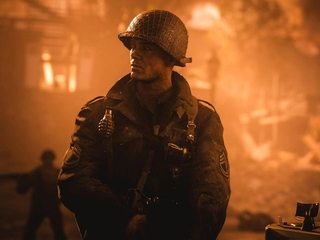 'CoD: WWII' to be released Nov. 3