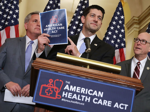 House Passes Amended Health Care Reform Bill