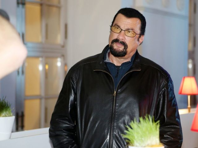 Steven Seagal Is No Longer Welcome In Ukraine