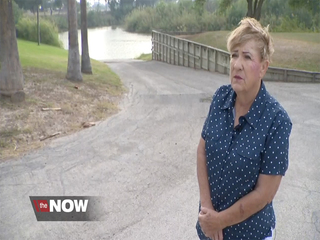 Potential border wall could change woman's life