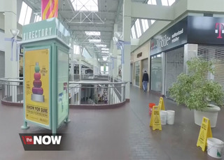 The death of malls in America