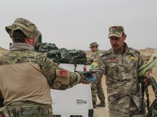 US army lost track of arms in Iraq, Kuwait