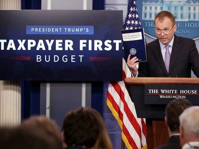 No Medicaid cuts in Trump budget? Really?