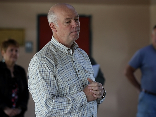 Montana newspapers pull endorsements of Gianforte