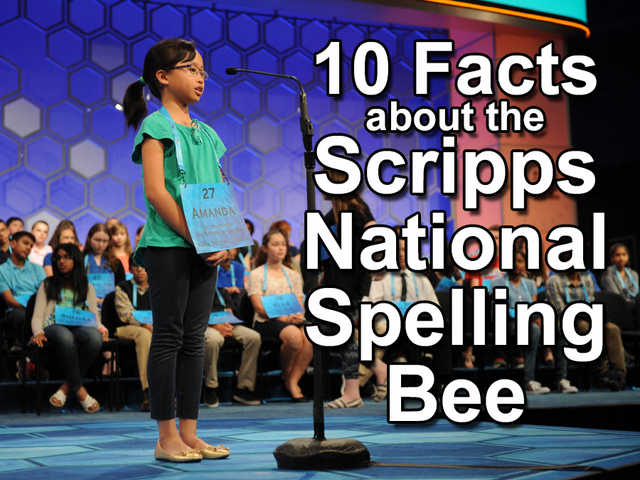 Local student competing in National Spelling Bee