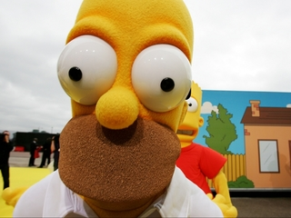 Homer Simpson heads to the Baseball Hall of Fame