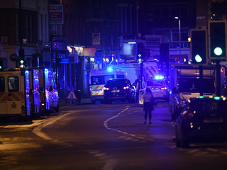 Police name 2 London Bridge attack suspects