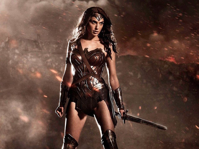 'Wonder Woman' has biggest film opening ever for female director