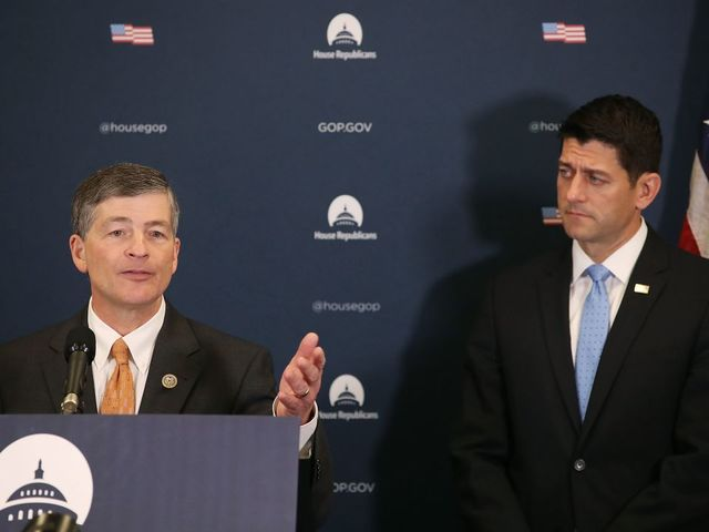 US House passes sweeping financial deregulation bill from Jeb Hensarling