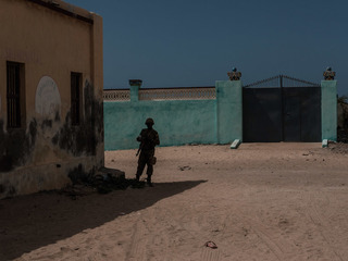 Extremists kill more than 60 at Somalia base