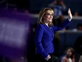 USS Gabrielle Giffords is commissioned