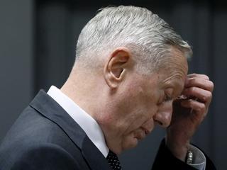 Mattis criticizes Congress on defense spending