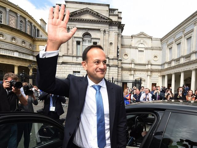 Leo Varadkar takes over as taoiseach