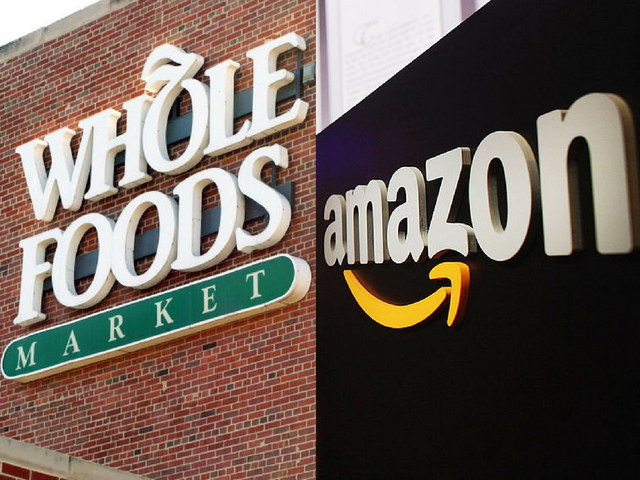 Amazon Rocks Grocery Store Market With Purchase Of Whole Foods