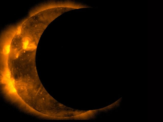 Postal Service's eclipse stamp goes on sale Tuesday