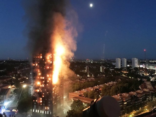 Police consider manslaughter charges over Grenfell Tower fire