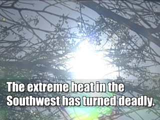 Record-breaking heat wave kills 2 in California