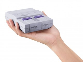 Nintendo's pre-loaded SNES Classic out this fall