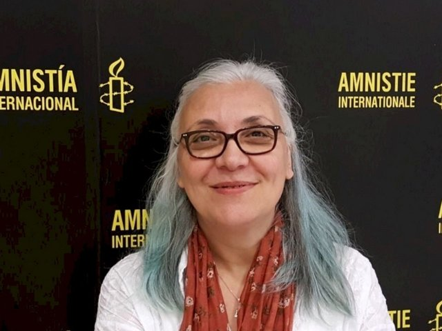 Amnesty International's Turkey director detained