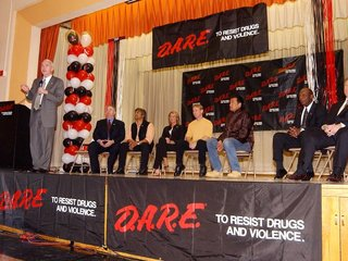 The D.A.R.E. program could make a comeback