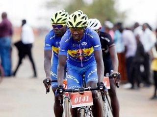 Kenyan cycling team wants to make history