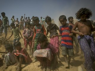 Rohingya refugees face issues in Bangladesh