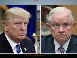 Sessions won't resign after Trump criticism