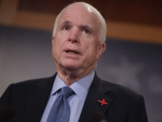 John McCain wants a new strategy for Afghanistan