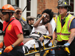 Photos: Chaos in Charlottesville, Virginia