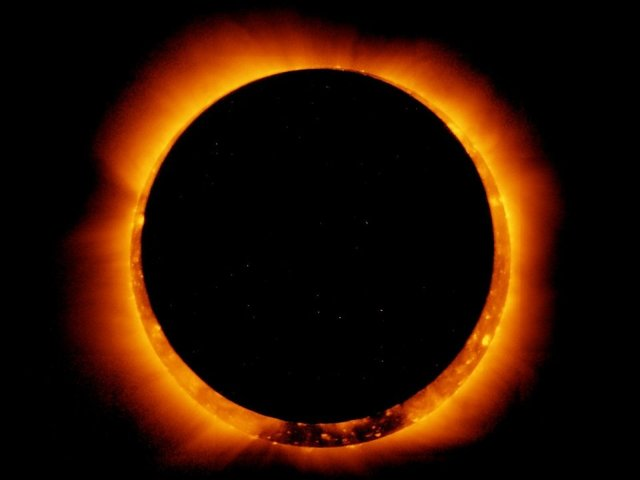Monday's First Warning Forecast: A nice view of the Solar Eclipse