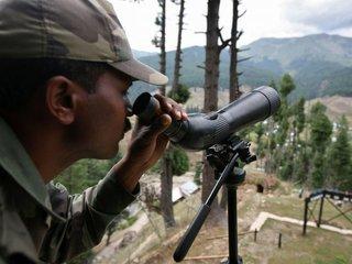 Troops clash along India-China border