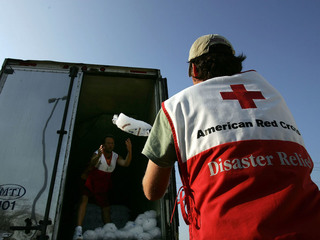 Red Cross, other charities, cancel Trump events