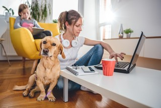 This company has tons of work-from-home jobs
