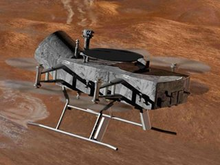 Future rovers could look radically different