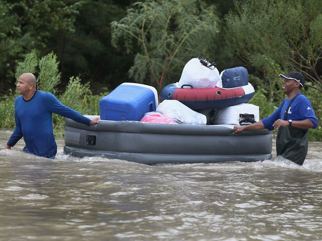 Louisiana begins evacuations for Harvey on 12-year anniversary of Hurricane Katrina