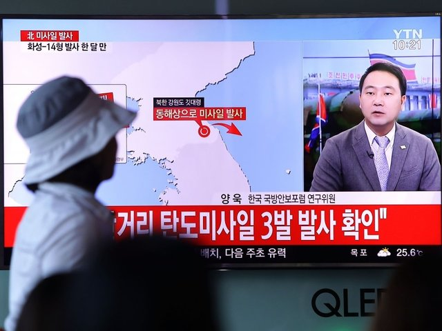 South Korea's Moon condemns North's nuke test, orders retaliatory measures