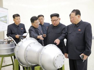North Korea says it successfully tested a nuke