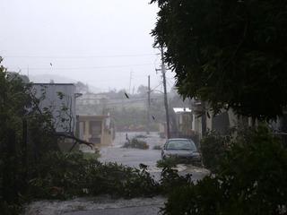 Photos: Irma hits Caribbean hard