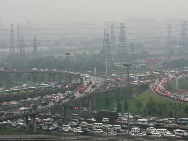 China plans to ban sales of fossil fuel cars entirely