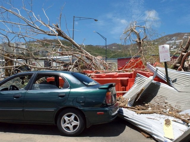 More aid for islands battered by Irma