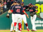 Indians win 21st straight, set A.L. record