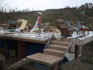 Photos: Puerto Rico devastated by Maria