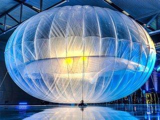 Puerto Rico might soon get internet via balloon
