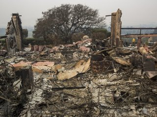 Deadly California wildfires leave serious damage