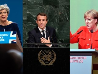 World leaders react to Iran deal decision