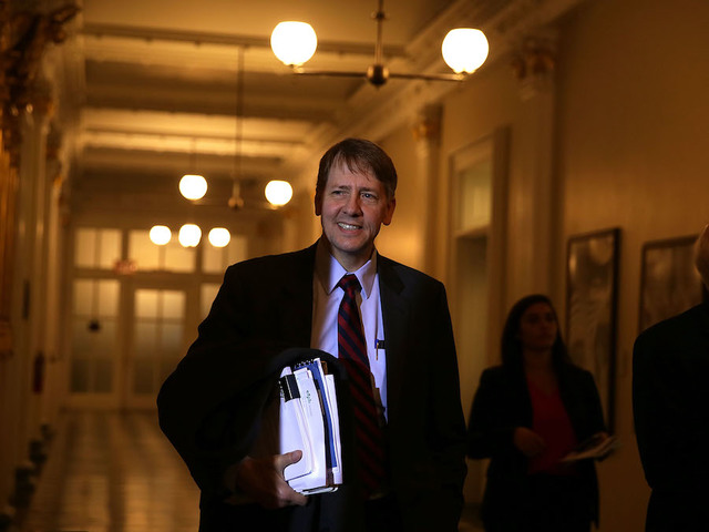 CFPB's Cordray to step down by end of November