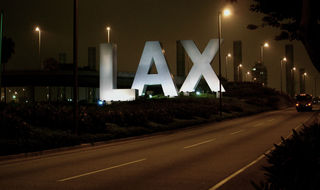 Powerful winter storm causing delays at LAX