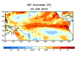 This El Niño could end California's drought